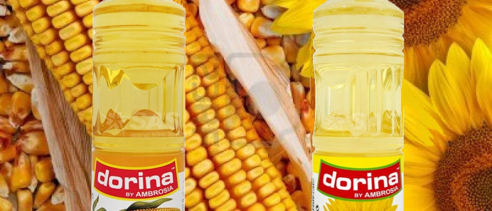 Dorina Corn and Sunflower Oils